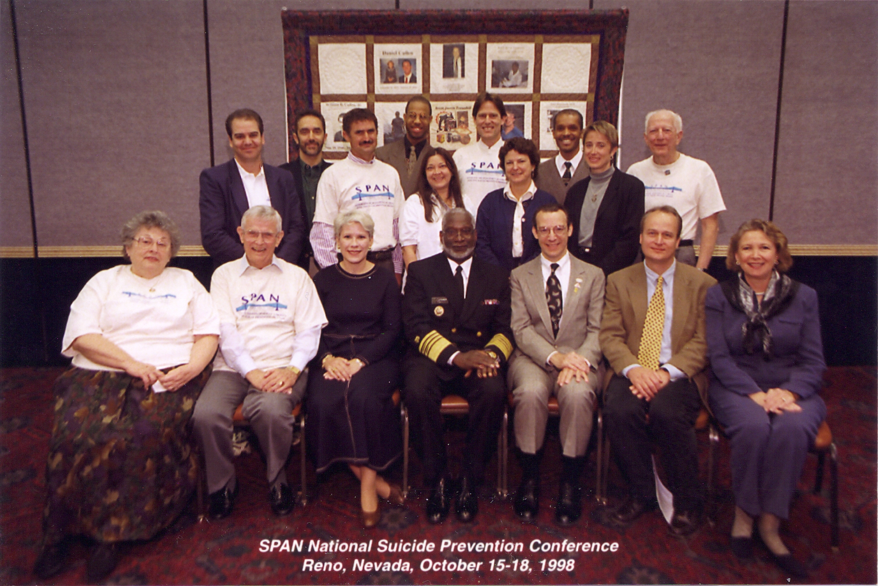 Reno Conference Leaders - 1998